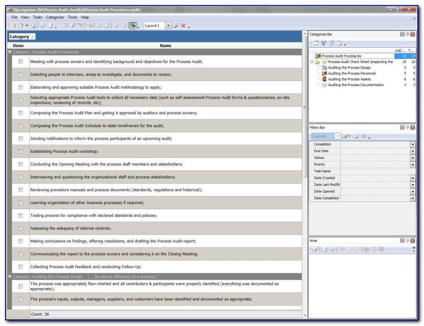 Internal Audit Strategic Plan Example