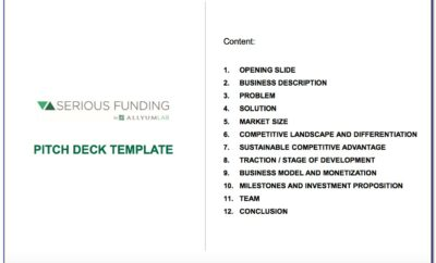 Investment Agreement Template Free Download