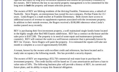 Investment Company Business Plan Sample Pdf