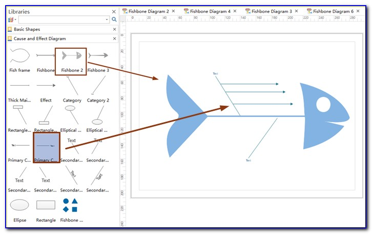 Ishikawa Diagram Template Ppt Free