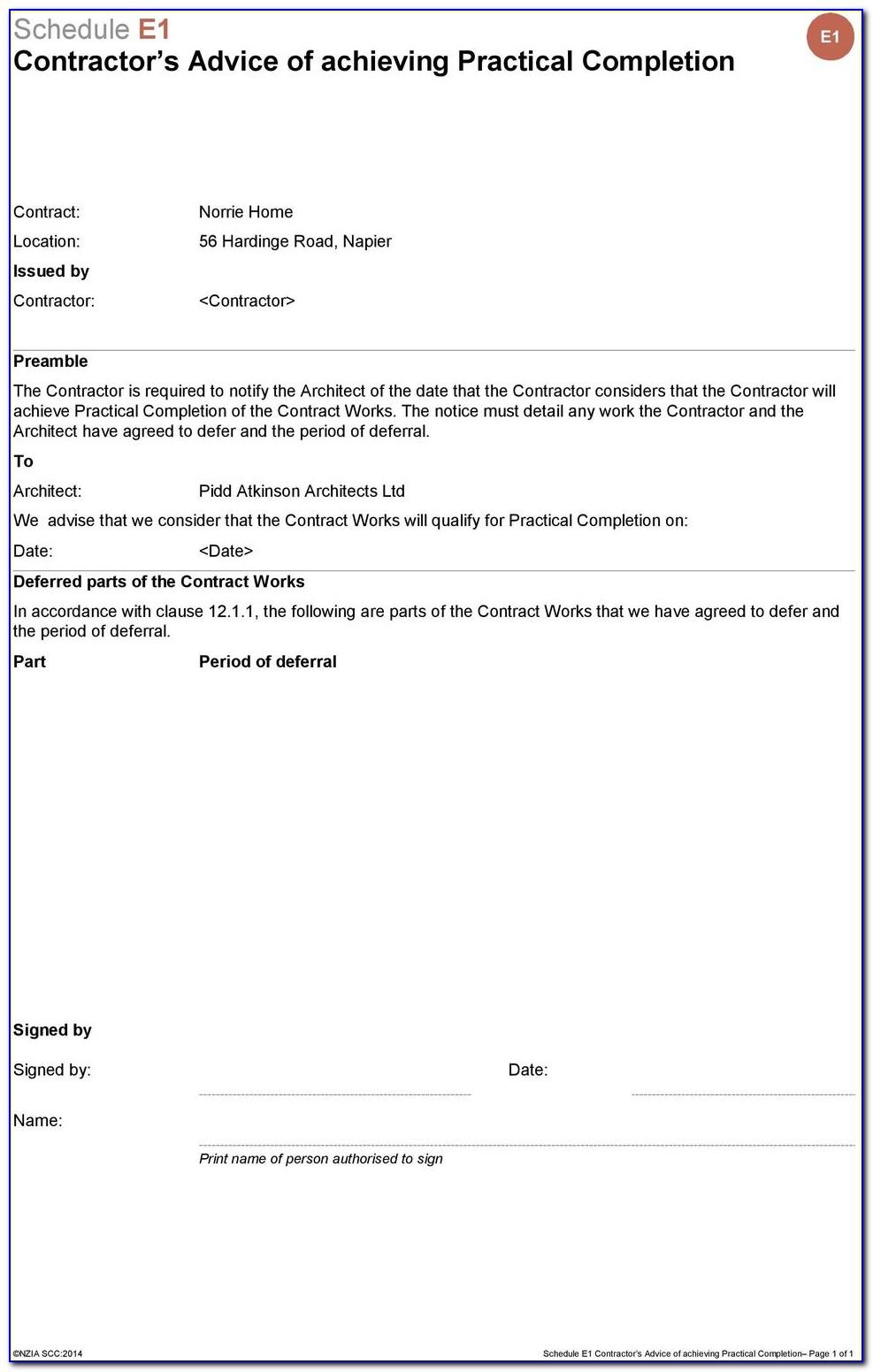 Jct 05 Standard Building Contract Pdf