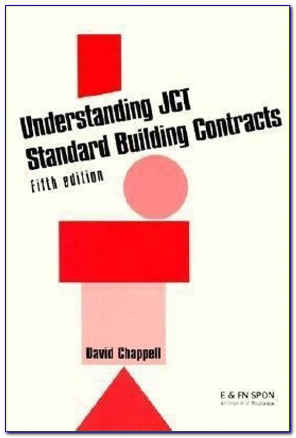 Jct Standard Building Contract 2005 Pdf