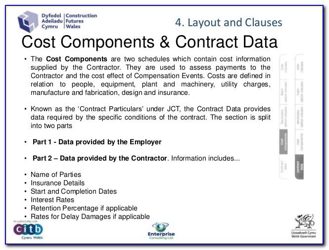 Jct Standard Building Contract 2016 Pdf