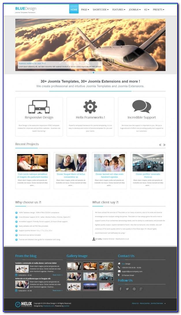 Joomla 3 Dating Template