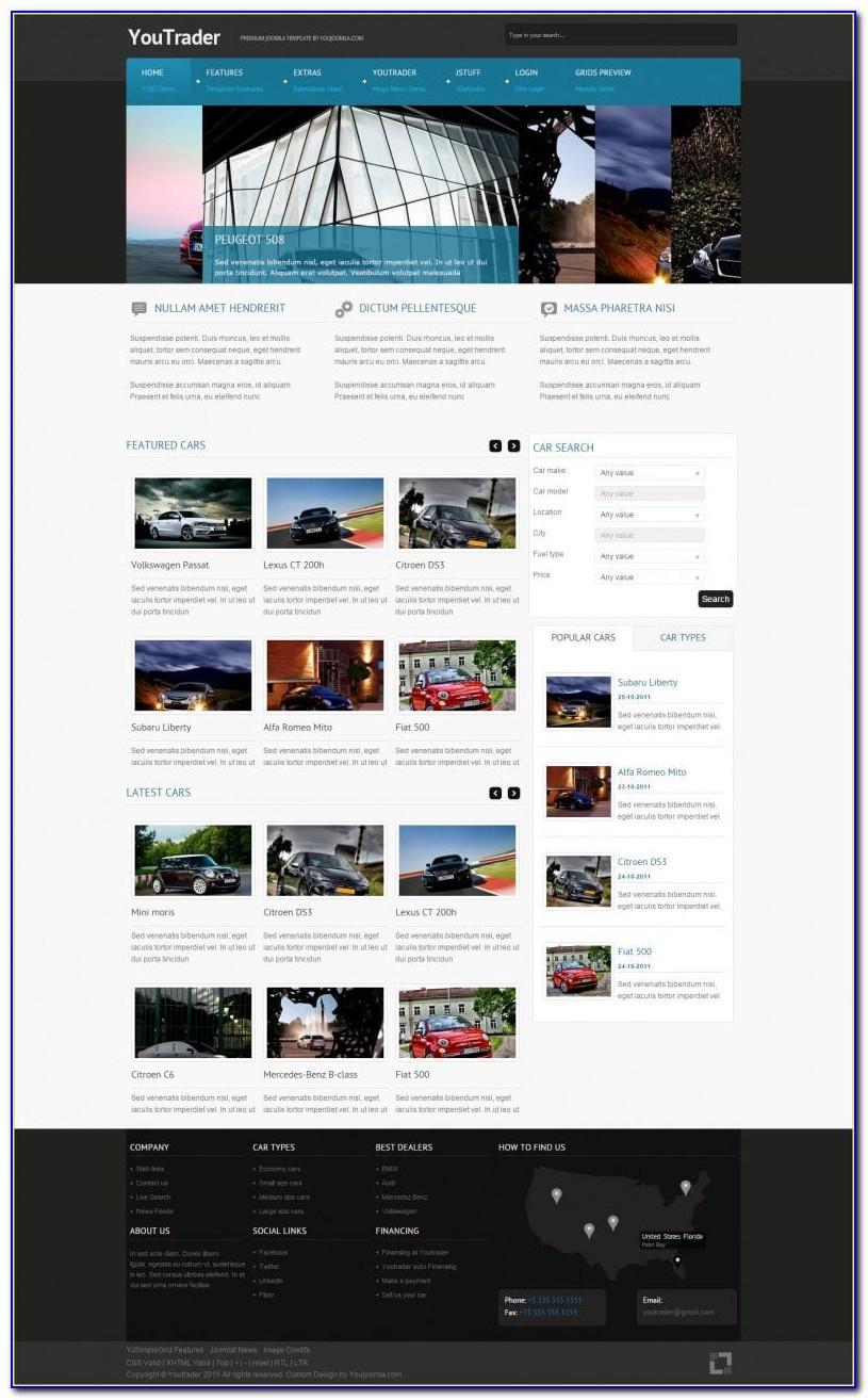 Joomla Administrator Templates Free