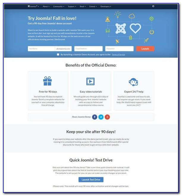 Joomla Business Directory Template