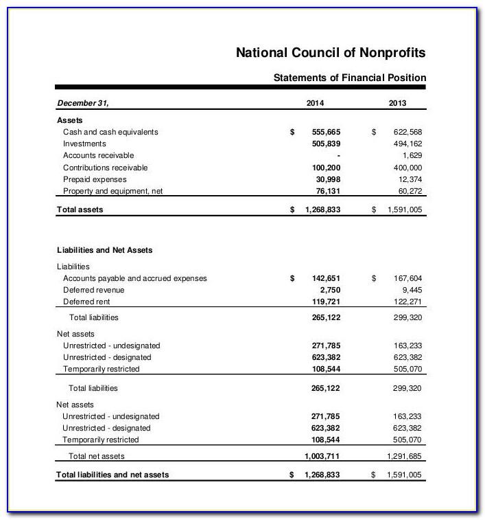Sample Interim Financial Statements Philippines