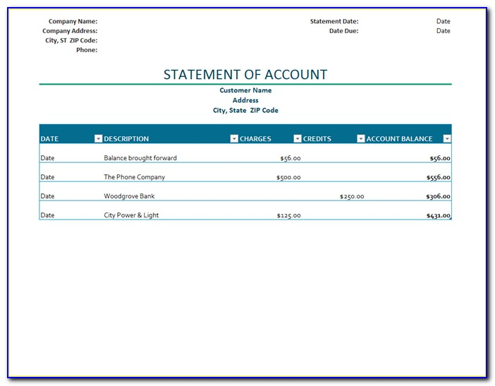 Tax Invoice Template Australia Free Download