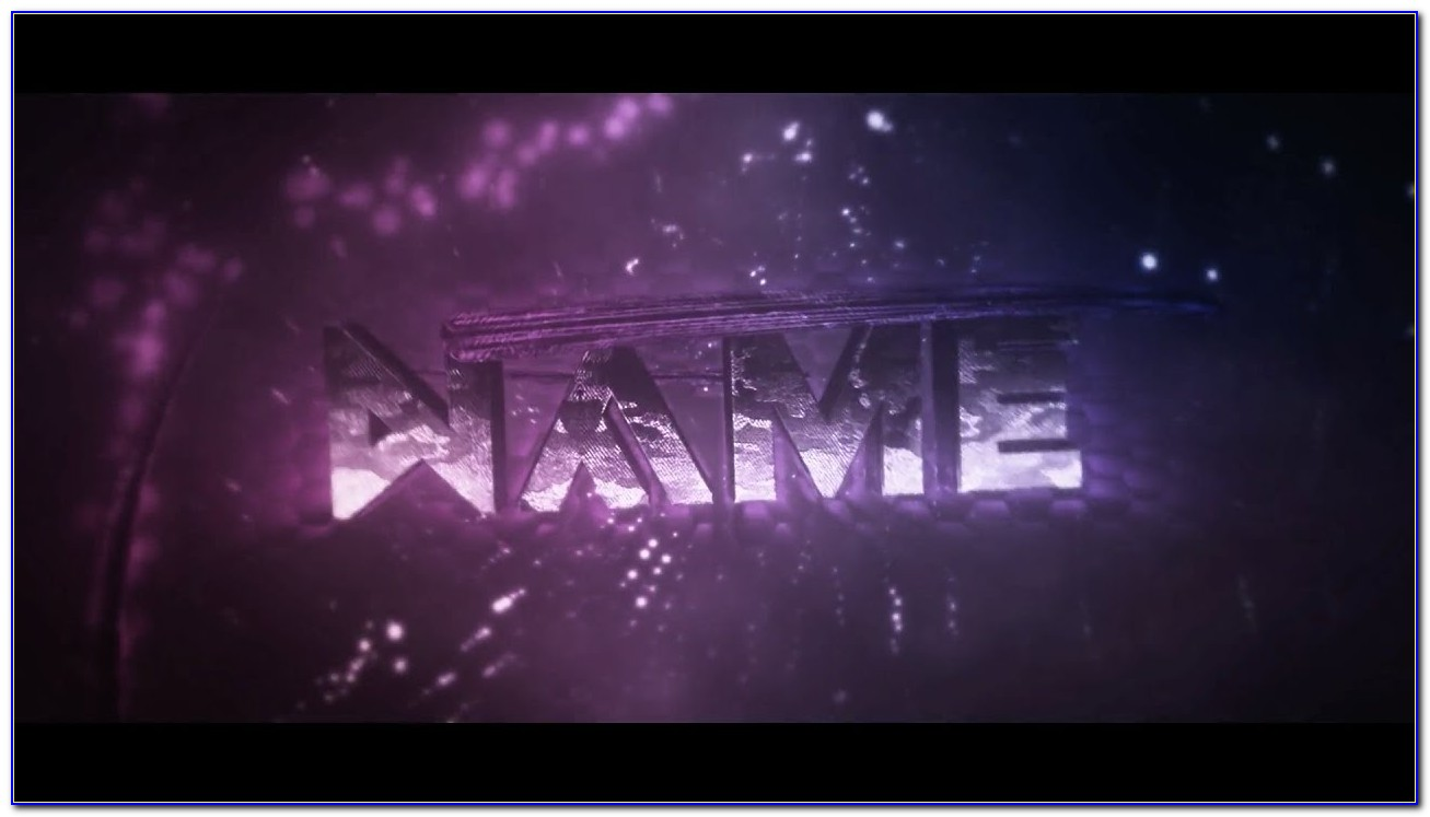 Template Intro Adobe After Effect