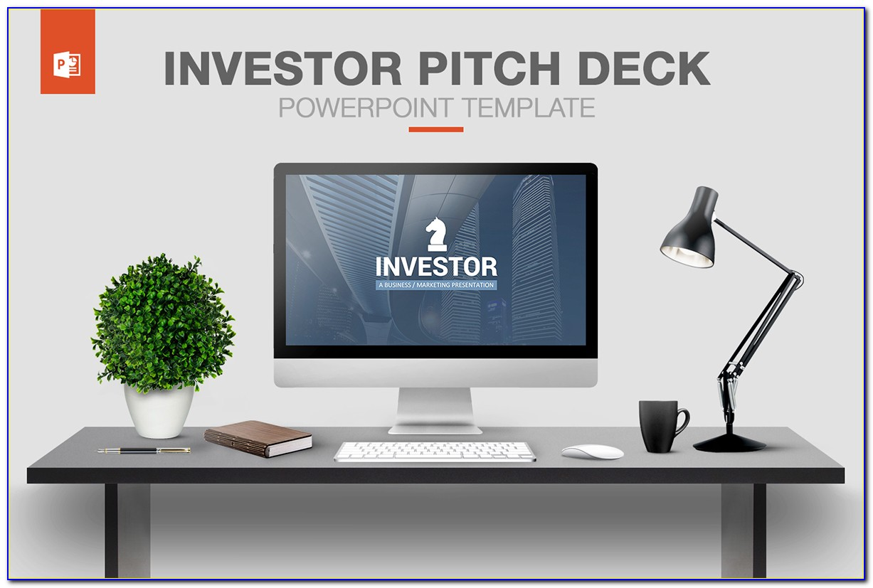 Vc Pitch Deck Template Ppt