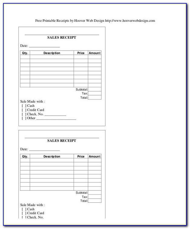 Download Free Invoice Template Microsoft Word