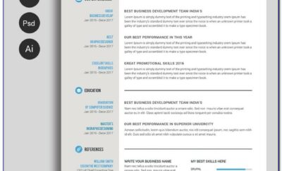 Download Free Resume Templates Open Office