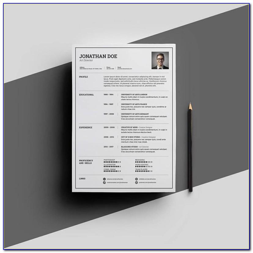 Download Free Resume Templates Wordpad