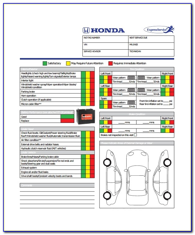 Free Auto Lease Agreement Template