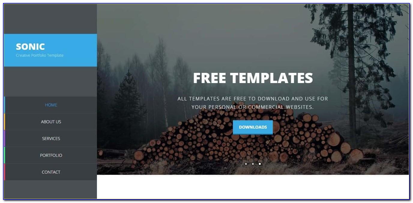 Free Css Web Shop Templates
