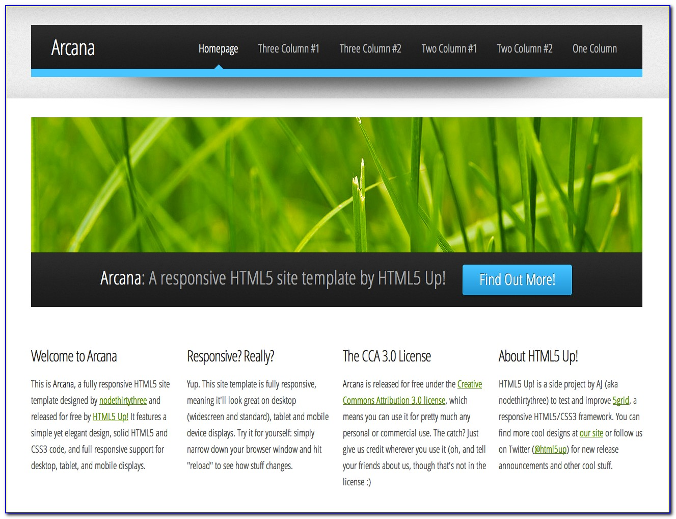 Free Css Webshop Template