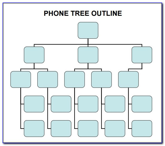 Free Emergency Call Tree Template