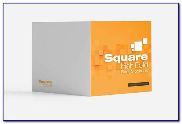 Free Half Fold Brochure Template Microsoft Word