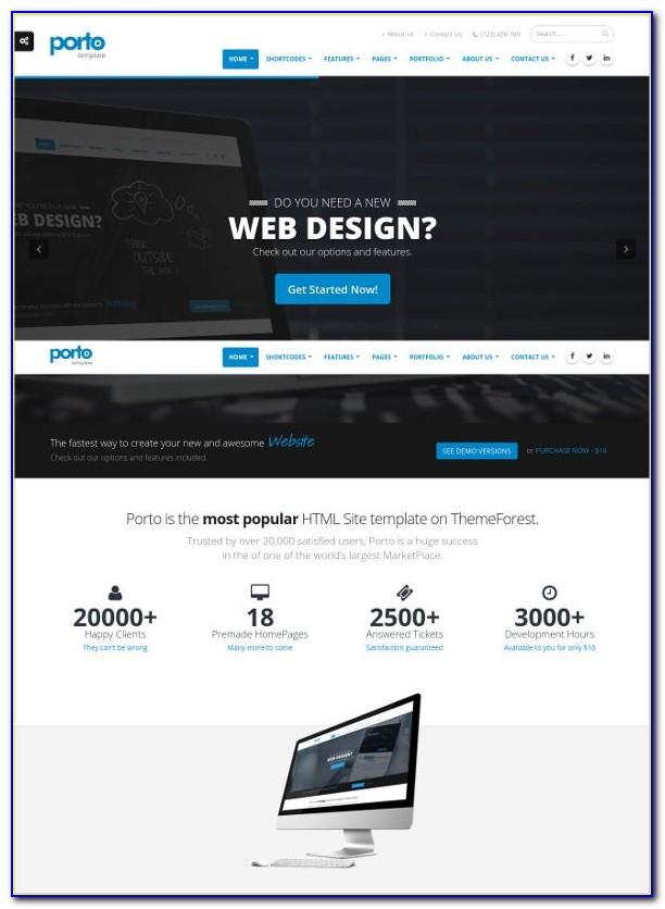Free Html Webshop Templates