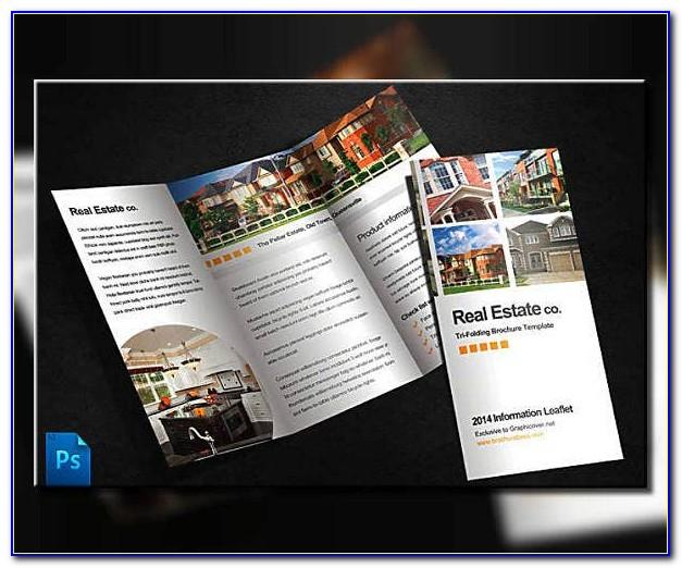 Free Microsoft Publisher Tri Fold Brochure Templates