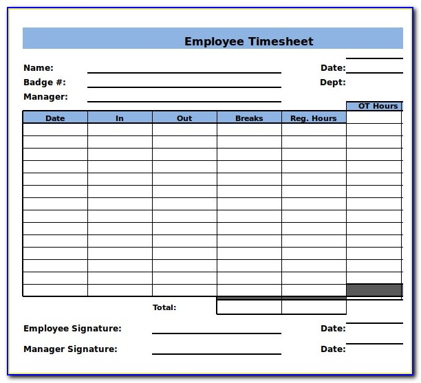 Free Printable Bi Weekly Budget Worksheet