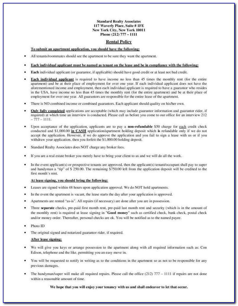 Free Printable Generic Job Application Template