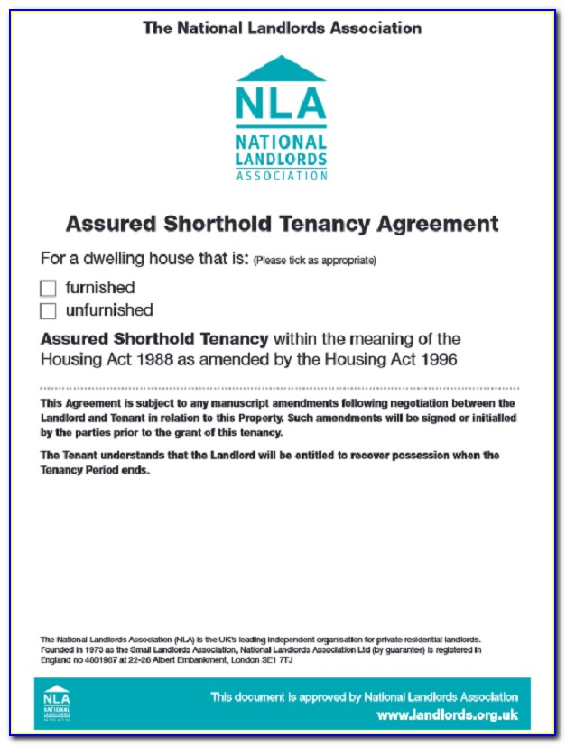 Free Rental Agreement Template Word
