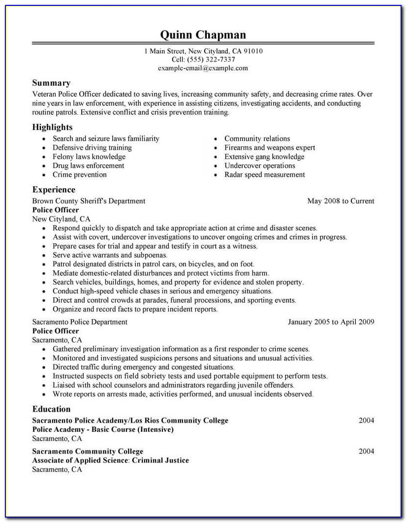 Free Resume Cover Letter Template Download