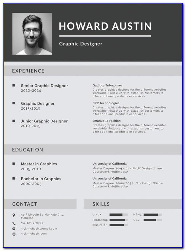 Free Resume Template Machine Operator