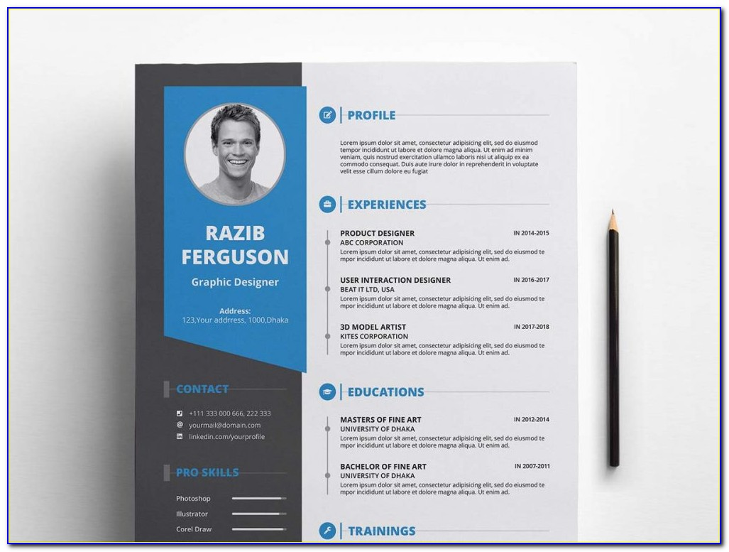 Free Resume Templates Doc Download