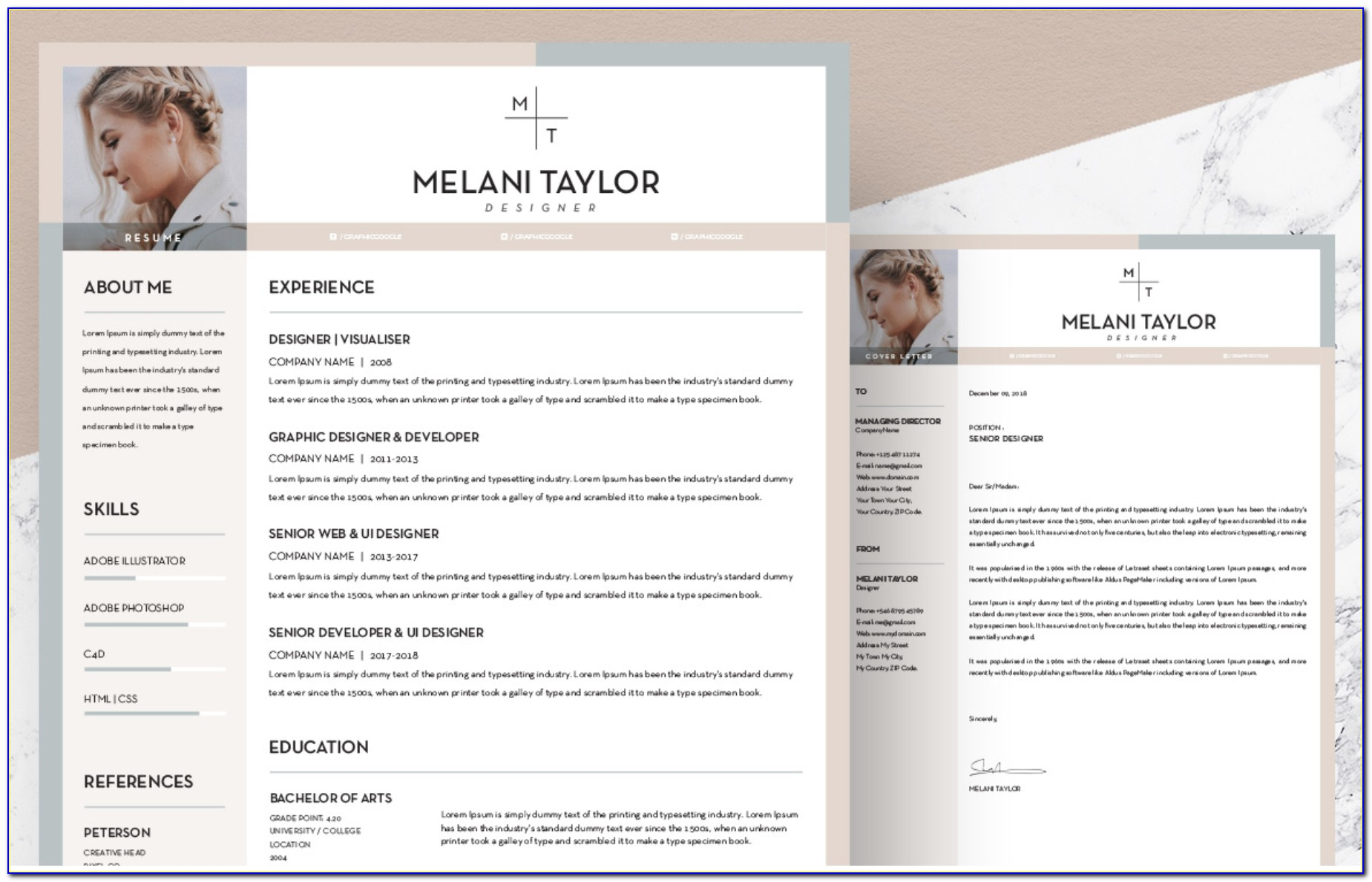 Free Resume Templates Download Online