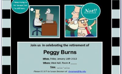 Free Retirement Party Invitation Templates