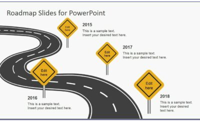 Free Roadmap Powerpoint Template Download