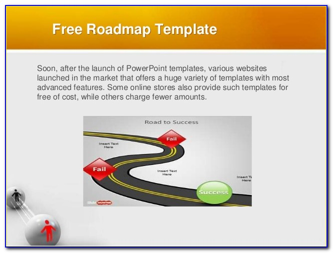 Free Roadmap Powerpoint Templates