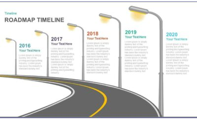 Free Roadmap Presentation Template