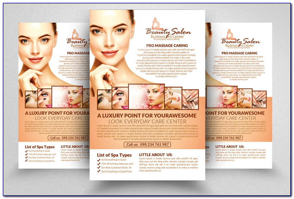 Free Salon Business Plan Example