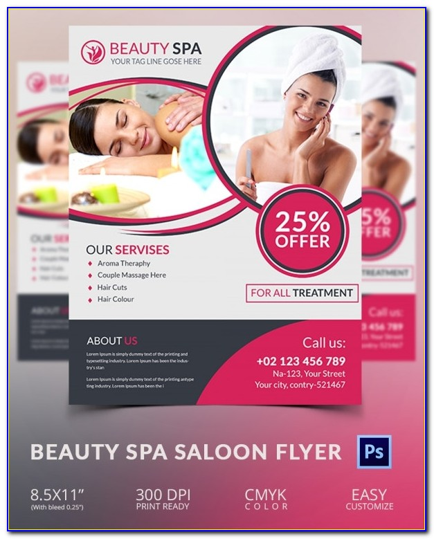 Free Salon Business Plan Sample