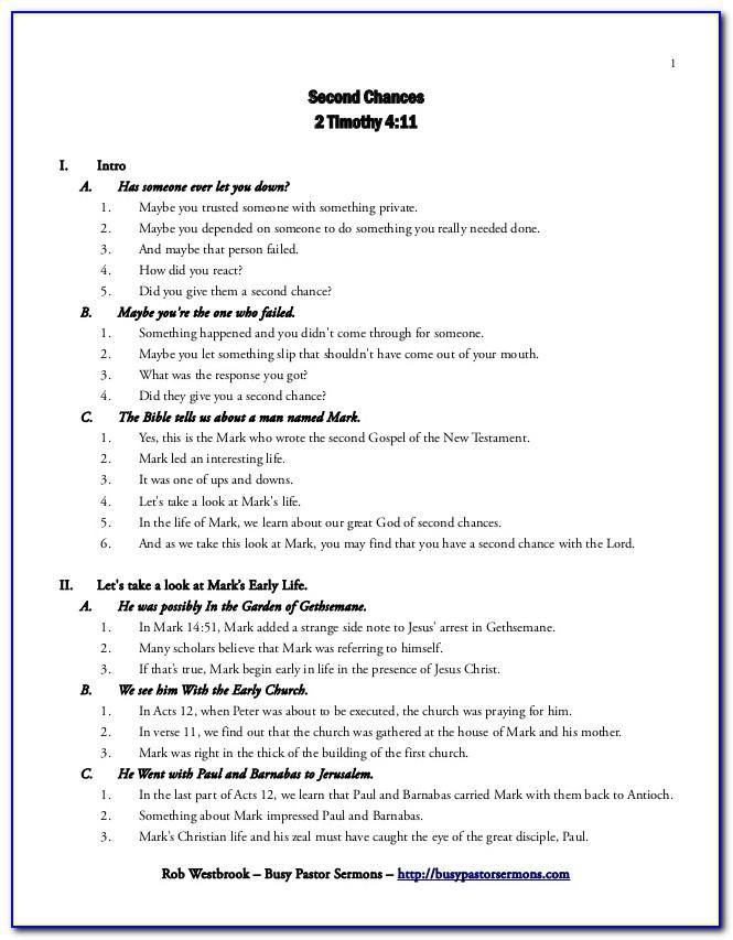 Free Sermon Powerpoint Templates