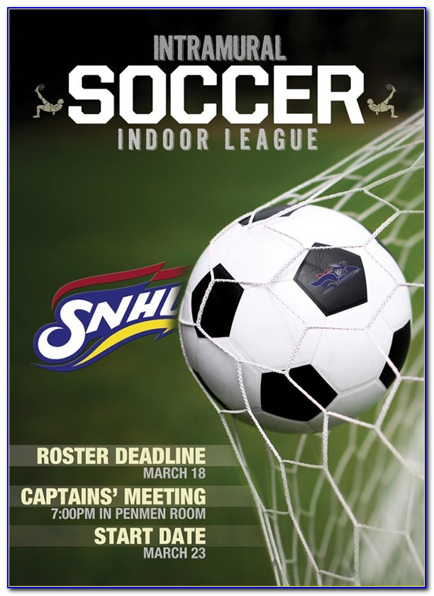 Free Soccer Flyer Templates Microsoft Word