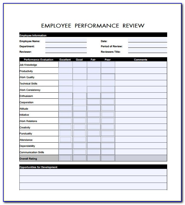 Free Staff Satisfaction Survey Template