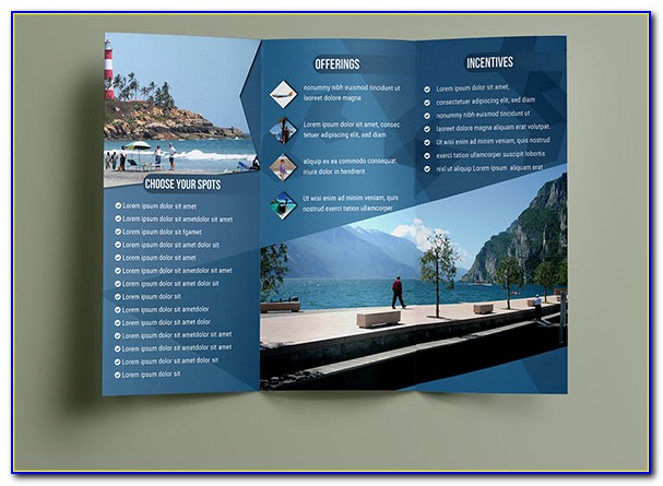 Free Travel Brochure Templates For Download