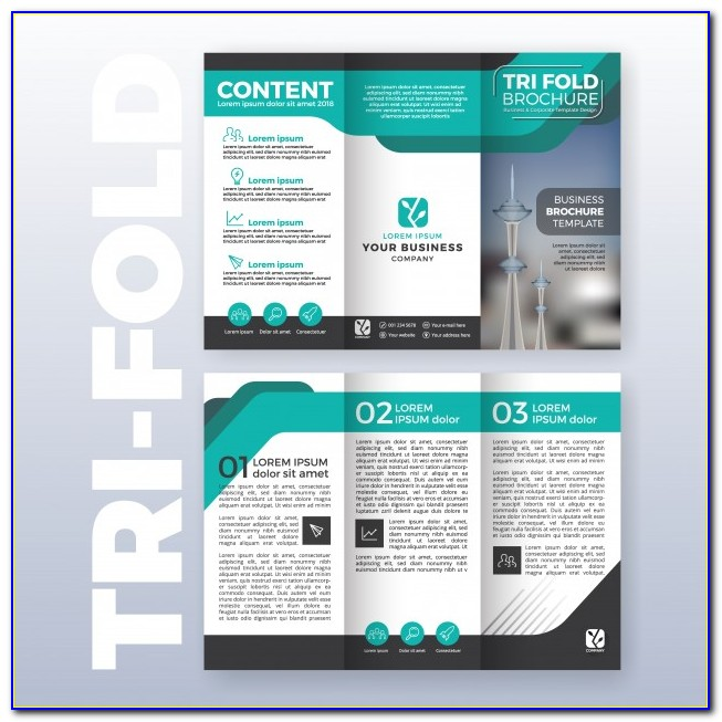 Free Tri Fold Brochure Template Publisher