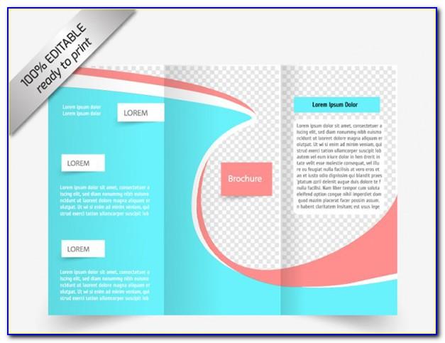 Free Tri Fold Brochure Templates For Teachers