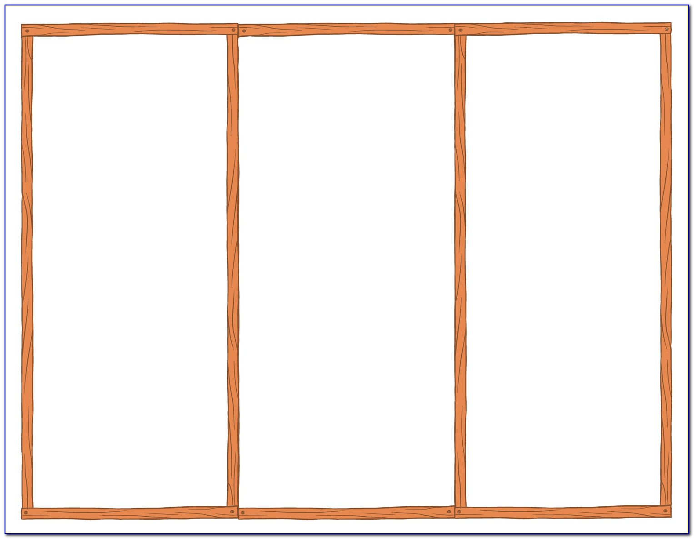 Free Tri Fold Brochure Templates Psd