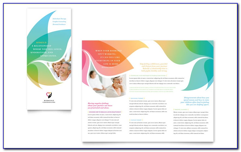 Free Tri Fold Brochure Templates Publisher
