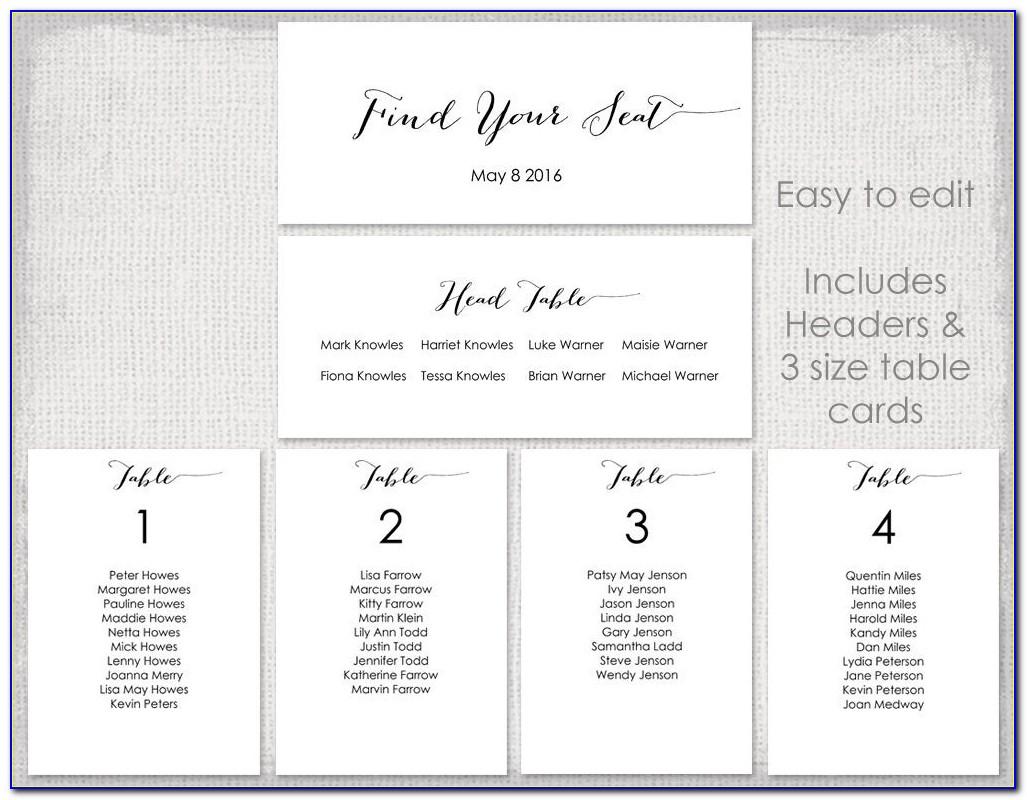 Free Wedding Planning Checklist Printable