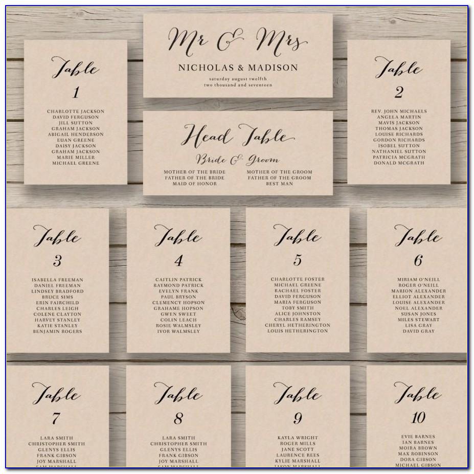 Free Wedding Planning Checklist Template