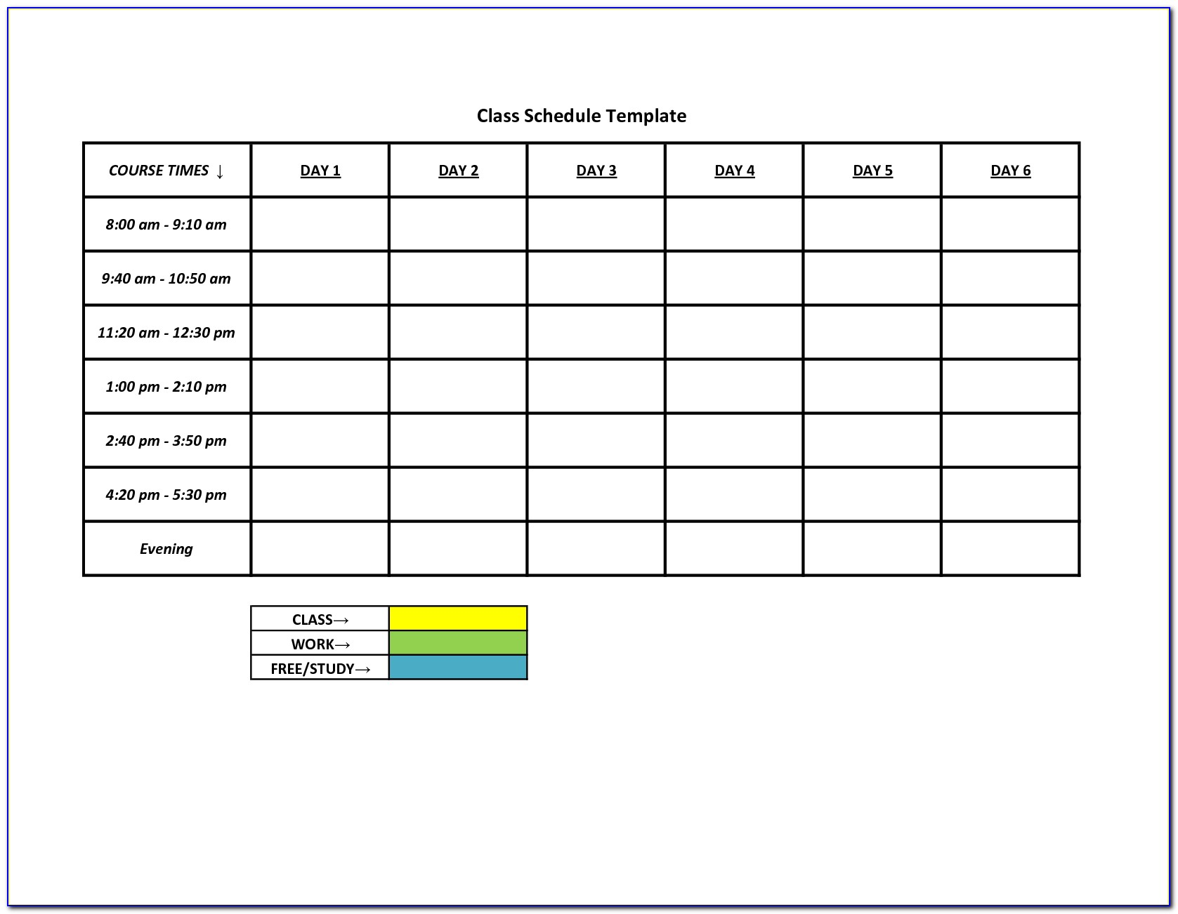 Free Work Process Flow Chart Template