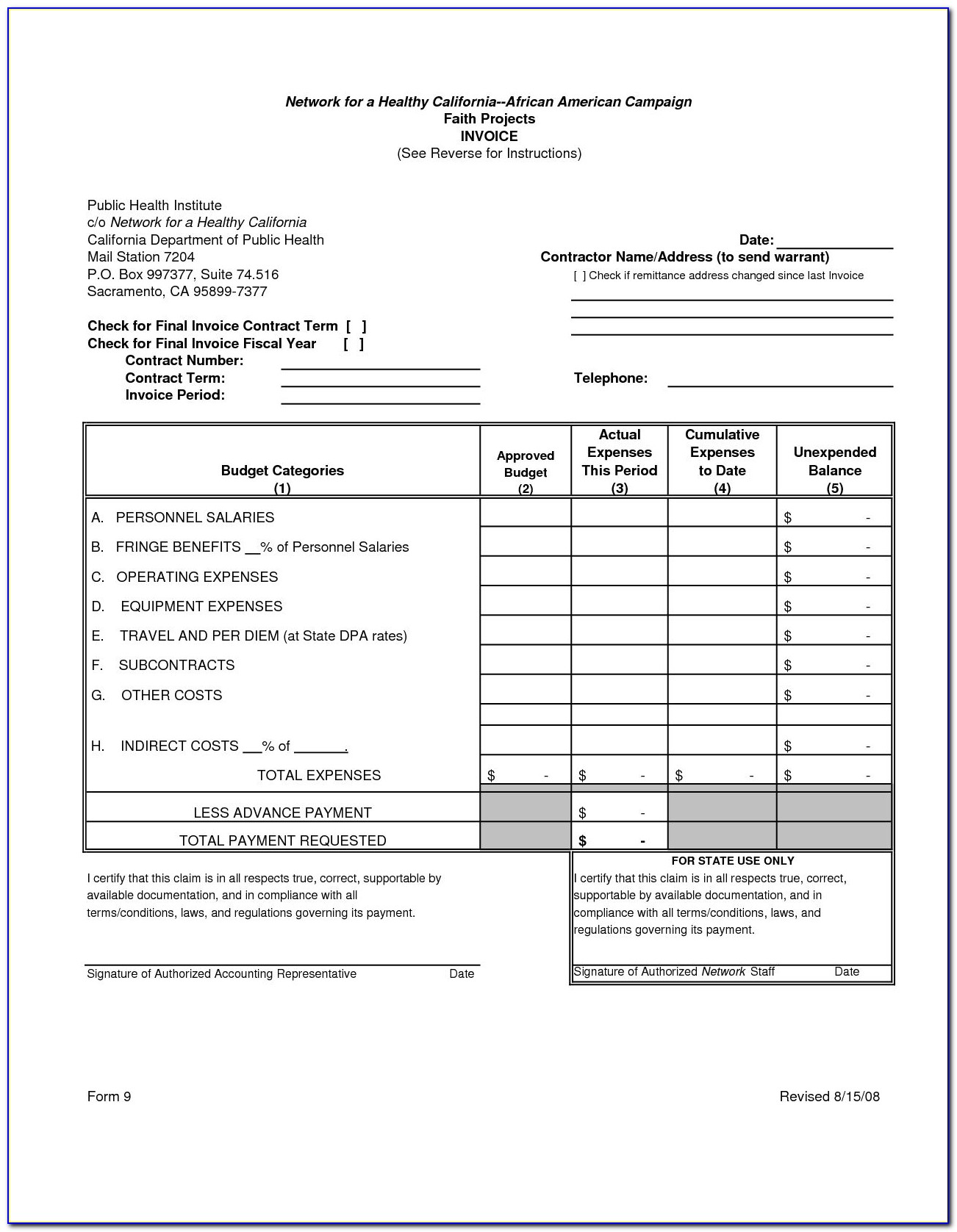 Freelance Invoice Terms And Conditions Template