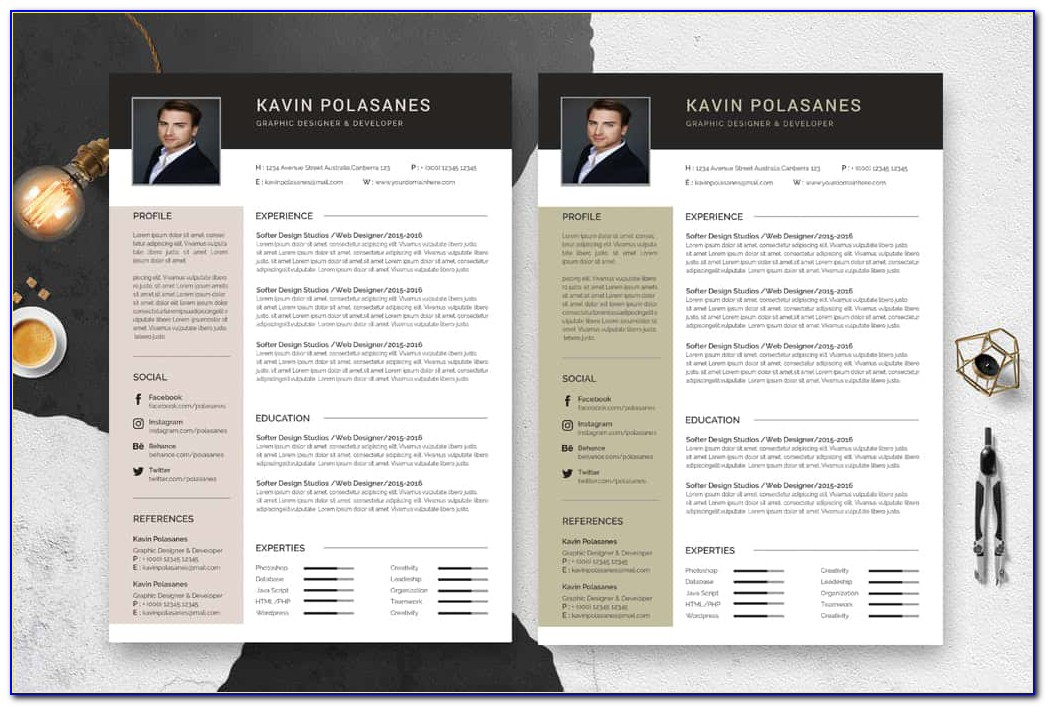 Functional Executive Resume Template Free Download